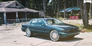 S787-Joker on Chevrolet Impala