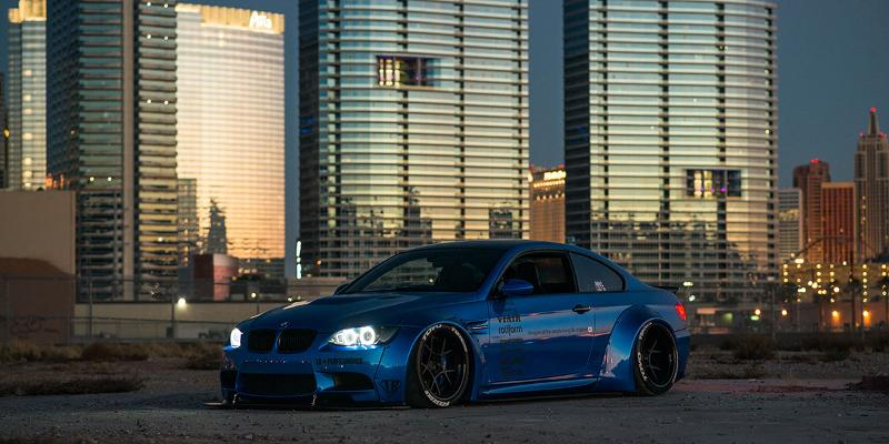 BMW M3 Rotiform KPS