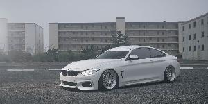 LVS on BMW 4-Series