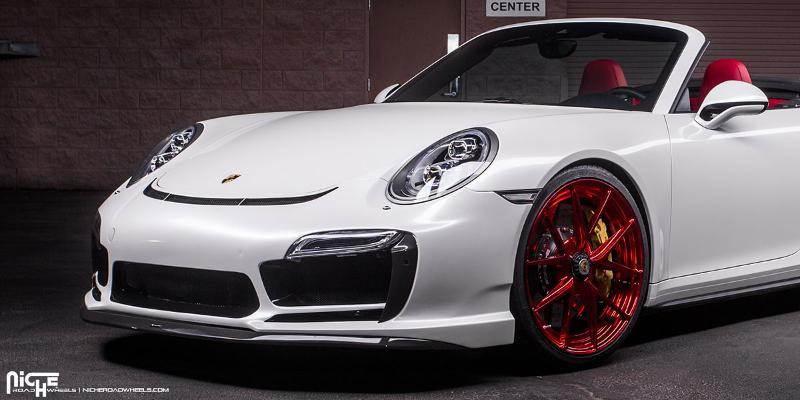 Porsche 991 Niche Misano