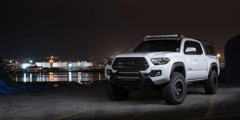 Toyota Tacoma 2016 Styles SIX-OR