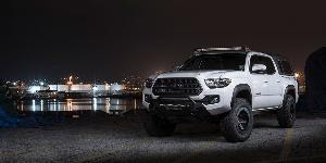 SIX-OR on Toyota Tacoma
