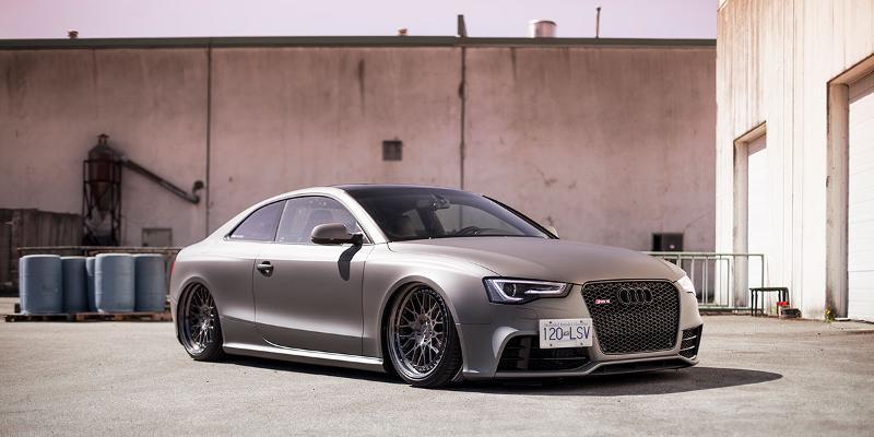Audi RS5 Rotiform SJC