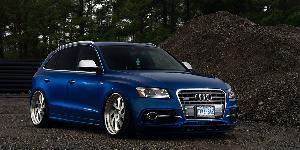 WRW on Audi SQ5