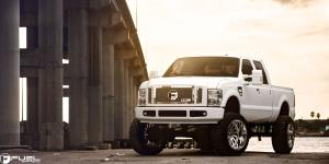 FF16 on Ford F-250 Super Duty
