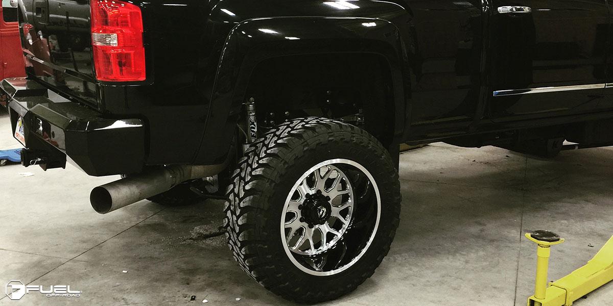 GMC Denali HD FF19 Gallery - MHT Wheels Inc.