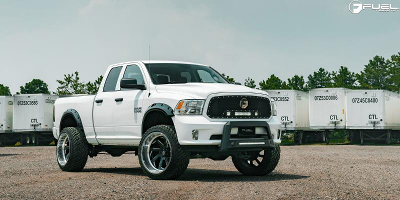 Dodge Ram 1500 2017 Styles FF39 | Concave