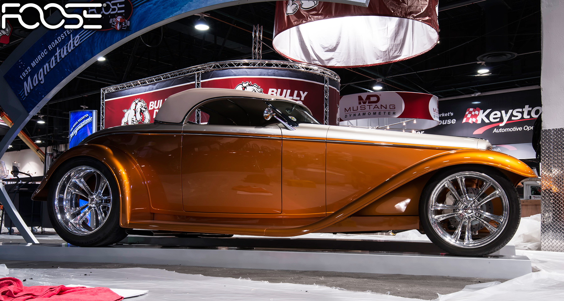 Ford Roadster Knuckle - F227 Gallery - MHT Wheels Inc.