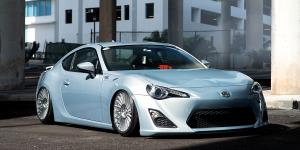 IND-T - Cast 1 Piece on Scion FR-S
