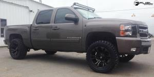 Vapor - D569 on Chevrolet Silverado 1500