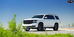 Slider-F162 on Chevrolet Tahoe