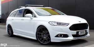 Targa - M129 on Ford Mondeo