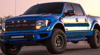 Anza - D558 on Ford F-150 Raptor