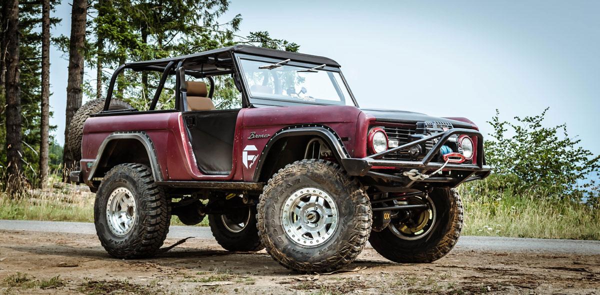 Ford Bronco Anza Beadlock D116 Gallery Mht Wheels Inc