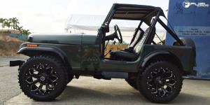 Assault - D546 on Jeep CJ7