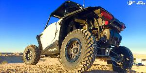 Anza - D918 Beadlock on ATV - Polaris RZR