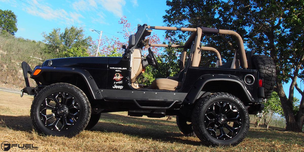 Jeep Sahara Assault D546 Gallery Mht Wheels Inc