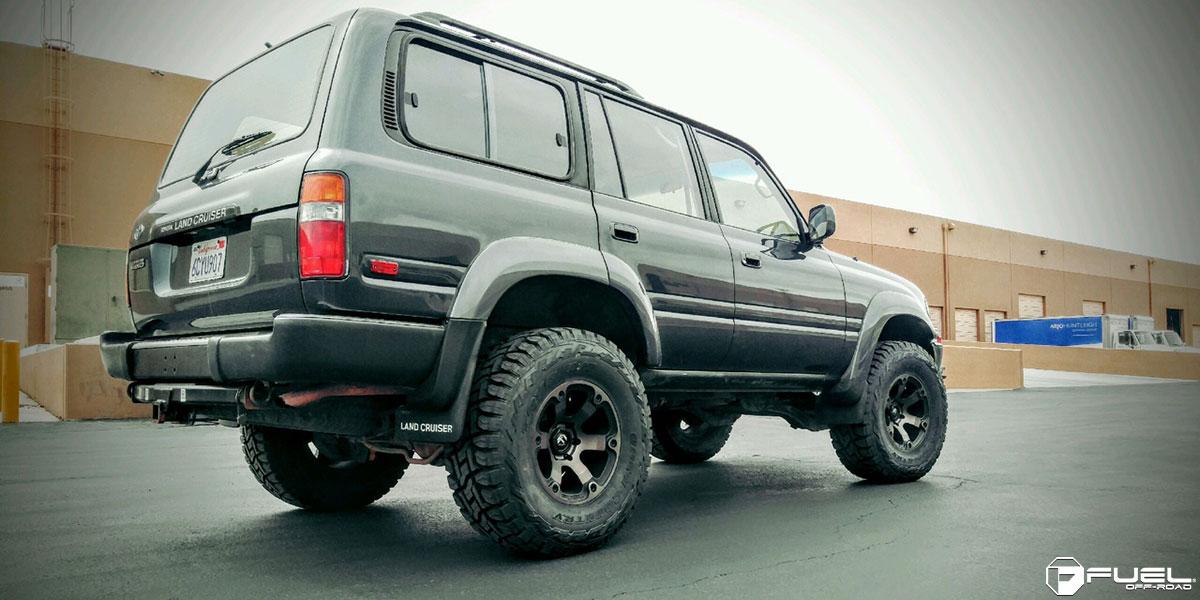 Toyota Land Cruiser Beast D564 Gallery Mht Wheels Inc