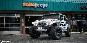 Beast - D564 on Jeep Wrangler