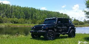 Cleaver - D574 on Jeep Wrangler