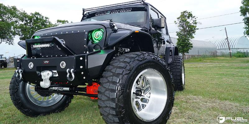 Jeep Wrangler Fuel FF29