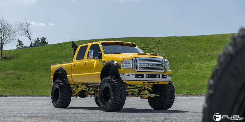 Ford F-250 Hostage - D531