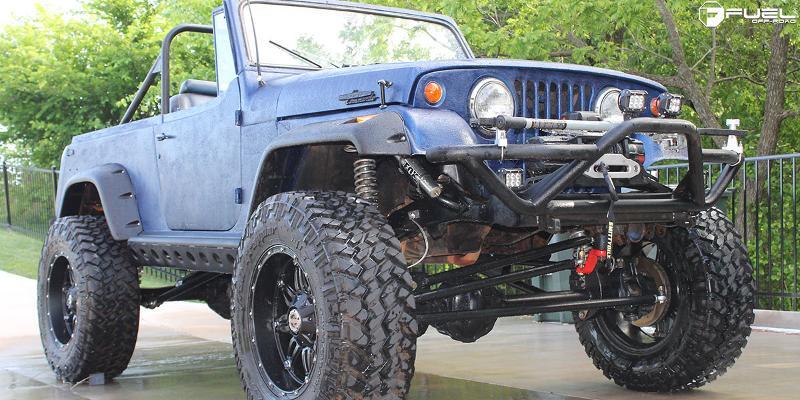 Jeep Jeepster Hostage - D531
