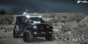 Krank - D517 on Jeep Wrangler