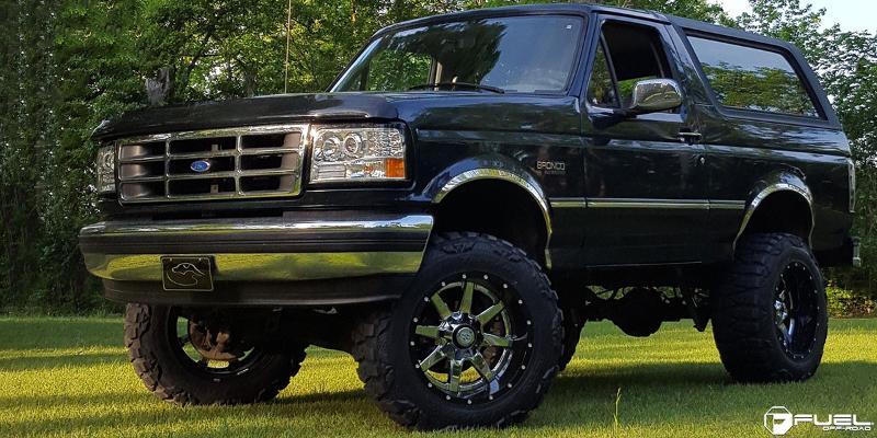 Ford Bronco Maverick - D260