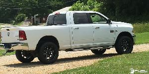 Maverick - D538 on Dodge Ram 2500
