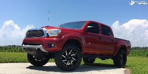 Moab - D242 on Toyota Tacoma