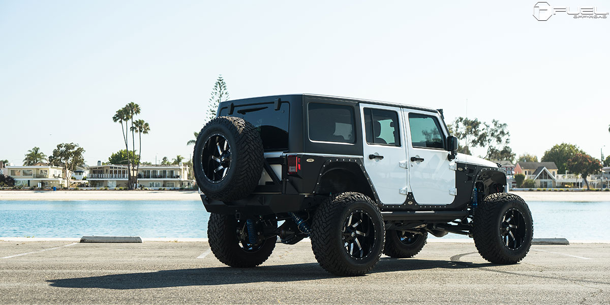 Jeep Wrangler Moab D242 Gallery Mht Wheels Inc