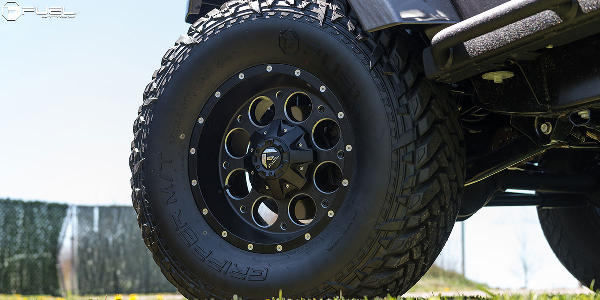 Jeep Rubicon Revolver D525 Gallery Mht Wheels Inc