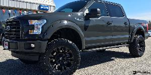 Vapor - D569 on Ford F-150