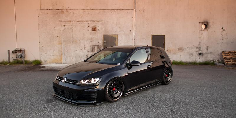 Volkswagen GTI Rotiform CCV - Cast 1 Piece