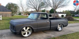 Gambler - U470 on Chevrolet C10