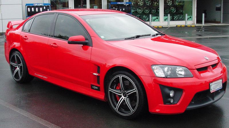Holden Clubsport Speed F136 Gallery Mht Wheels Inc