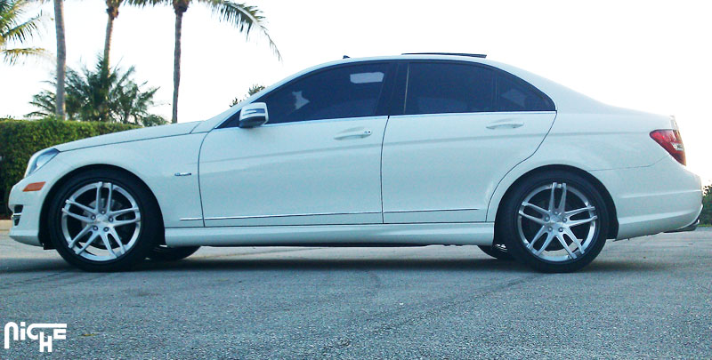 Mercedes benz c300 monaco gallery mht wheels inc for Mercedes benz c300 tire size