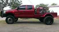 Throttle Dually - D213 on Dodge Ram 3500 Dual Rear Wheel