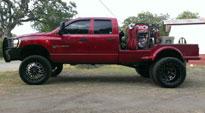 Dodge Ram 3500 Dual Rear Wheel