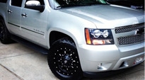 Krank - D517 on Chevrolet Avalanche