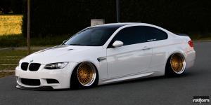 LHR on BMW M3