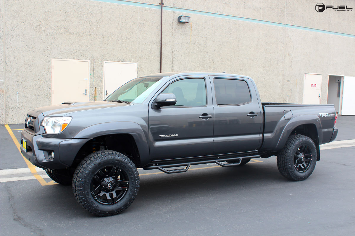 toyota tacoma pump d515 gallery mht wheels inc. Black Bedroom Furniture Sets. Home Design Ideas