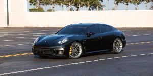 DUS on Porsche Panamera