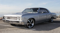 Bandit - U109 on Chevrolet Chevelle