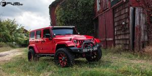 Maverick - D260 on Jeep Wrangler