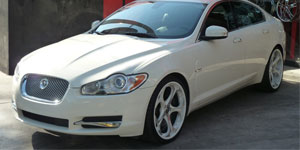X-30 on Jaguar XJL