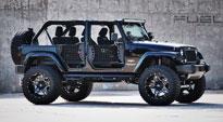 Full Blown - D254 on Jeep Wrangler