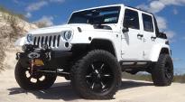 Dune - D523 on Jeep Wrangler