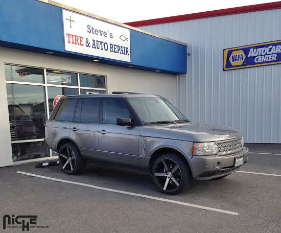 Land Rover Range Rover Milan M134 Suv Gallery Mht